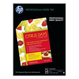 HP C6818A papel para impresora de inyección de tinta A4 (210x297 mm) Brillo Blanco