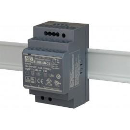 D-Link DIS-H60-24 unidad de fuente de alimentación 60 W Negro