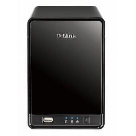D-Link DNR-322L servidor y codificador de vídeo 192 pps