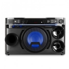 NGS Skyrider 80 W Sistema de megafonía independiente Negro