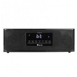 NGS Skybox Microcadena de música para uso doméstico Negro 60 W