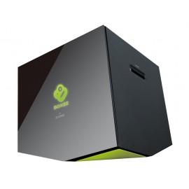 D-Link Boxee Box reproductor multimedia y grabador de sonido Full HD Wifi Negro