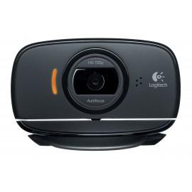 Logitech C525 cámara web 8 MP 1280 x 720 Pixeles USB 2.0 Negro