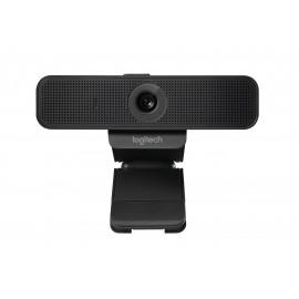 Logitech C925e cámara web 1920 x 1080 Pixeles USB 2.0 Negro