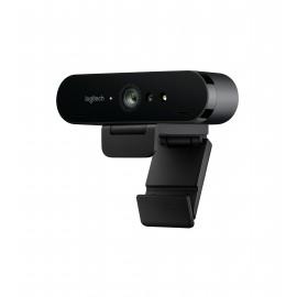 Logitech BRIO cámara web 4096 x 2160 Pixeles USB 3.0 Negro
