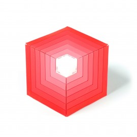 NGS Roller Cube 5 W Rojo