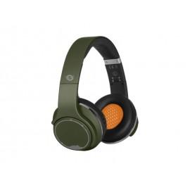 Conceptronic CHSPBTSPKG auricular y casco Auriculares Diadema Verde