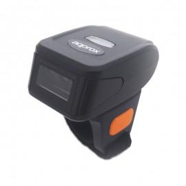 Approx APPLS12R lector de código de barras Lector de códigos de barras manos libres 1D Laser Negro, Naranja