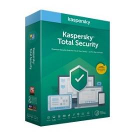 Kaspersky Lab Total Security 2020 Licencia básica 1 año(s)