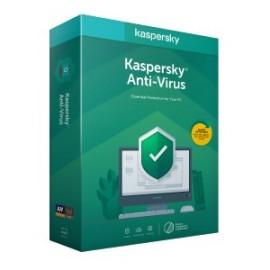 Kaspersky Lab Anti-Virus 2020 Licencia básica 1 año(s)