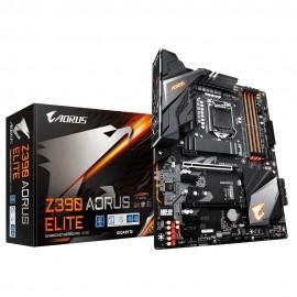 Gigabyte Z390 Aorus Elite (rev. 1.0) placa base LGA 1151 (Zócalo H4) ATX Intel Z390
