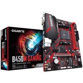 Gigabyte B450M GAMING placa base Zócalo AM4 Micro ATX AMD B450