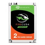 "Seagate FireCuda ST2000DX002 disco duro interno 3.5"" 2000 GB Serial ATA III"