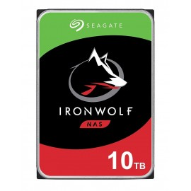 Disco Seagate Ironwolf Nas 10Tb Sata3 (St10000vn0008)