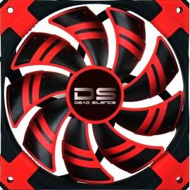 Ventilador Aerocool 14Cm Rojo (Dsfan14rd)