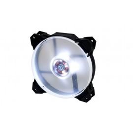 Ventilador Coolbox Deepwind Blanco 120Mm(Dg-Va120-Wh-3)