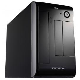 Caja Mini-Itx Tacens Negra 300W (Tacens Ixion)