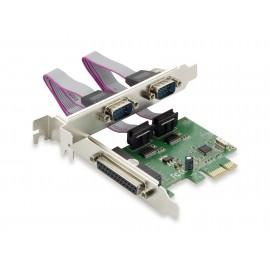 Conceptronic SPC01G tarjeta y adaptador de interfaz Paralelo, RS-232 Interno