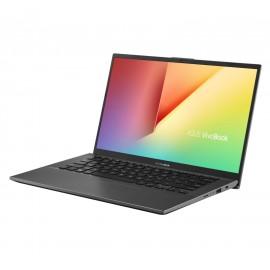 "ASUS S412FA-EB229T Gris Portátil 35,6 cm (14"") 1920 x 1080 Pixeles 8ª generación de procesadores Intel® Core™ i7 8 GB"