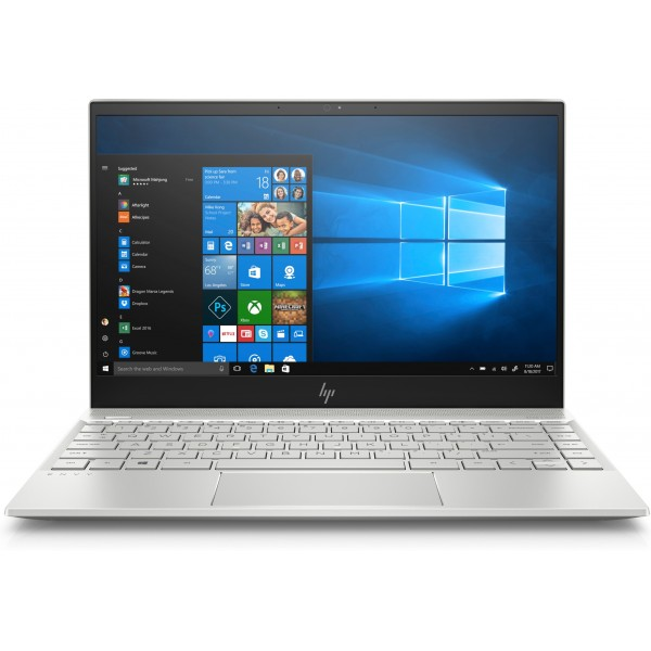 """HP ENVY 13-ah0004ns Plata Portátil 33,8 cm (13.3"""") 1920 x 1080 Pixeles 8ª generación de procesadores Intel® Core™ i7 8 GB"""
