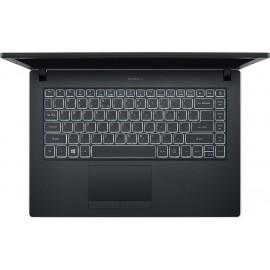 """Acer TravelMate P2 P2410-G2-M-53HD Negro Portátil 35,6 cm (14"""") 1920 x 1080 Pixeles 8ª generación de procesadores Intel® Core™"""