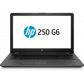 """HP 250 G6 Portátil Negro 39,6 cm (15.6"""") 1366 x 768 Pixeles 7ª generación de procesadores Intel® Core™ i5 4 GB DDR4-SDRAM 500"""