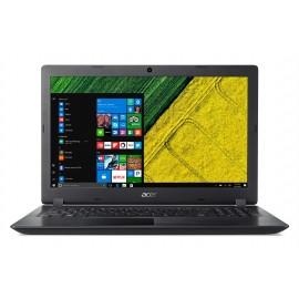 "Acer Aspire 3 A315-21-92DX Portátil Negro 39,6 cm (15.6"") 1366 x 768 Pixeles AMD A9 12 GB DDR4-SDRAM 256 GB SSD Wi-Fi 5"