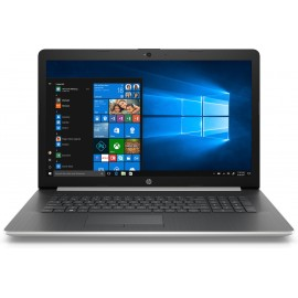 "HP 17-by0011ns Portátil Gris, Plata 43,9 cm (17.3"") 1600 x 900 Pixeles 7ª generación de procesadores Intel® Core™ i3 8 GB"