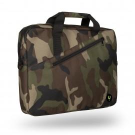 "NGS Monray Ginger Army maletines para portátil 39,6 cm (15.6"") Maletín Camuflaje"