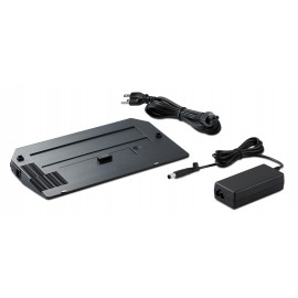 HP 12-cell Ultra-capacity Battery with Adapter Batería