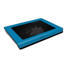 "Approx APPNBC06 almohadilla fría 39,6 cm (15.6"") 1500 RPM Negro, Azul"