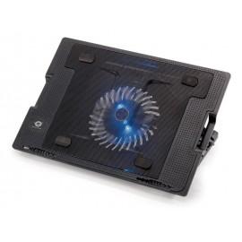 Conceptronic Base plegable de refrigeración para equipos portátiles