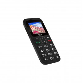 SPC Symphony 2 81,5 g Negro Teléfono para personas mayores