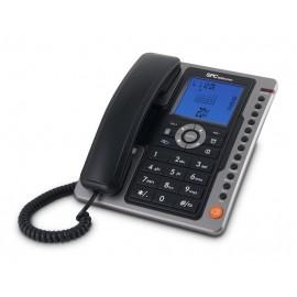 SPC Office Pro Teléfono Negro 3604N