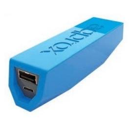 Approx APPPB26EVLB batería externa Azul 2600 mAh