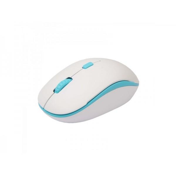 Approx APPWMBWLB ratón RF inalámbrico Óptico 1600 DPI mano derecha