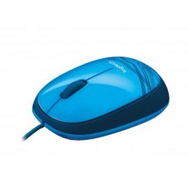 Logitech M105 ratón USB tipo A Óptico Ambidextro