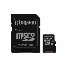 Kingston Technology Canvas Select memoria flash 256 GB MicroSDXC Clase 10 UHS-I