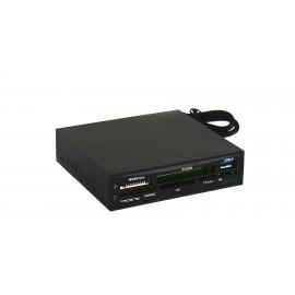 Tacens Anima ACR2 lector de tarjeta Interno Negro USB 3.2 Gen 1 (3.1 Gen 1)