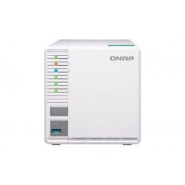QNAP TS-328 servidor de almacenamiento RTD1296 Ethernet Escritorio Blanco NAS
