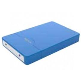 """Approx appHDD10LB 2.5"""" Azul USB con suministro de corriente"""