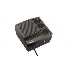 CoolBox Sai Scudo 600 sistema de alimentación ininterrumpida (UPS) 600 VA 300 W 3 salidas AC
