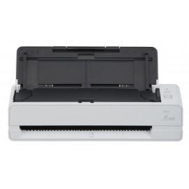Fujitsu fi-800R 600 x 600 DPI Alimentador automático de documentos (ADF) + escáner de alimentación manual Negro, Blanco A4