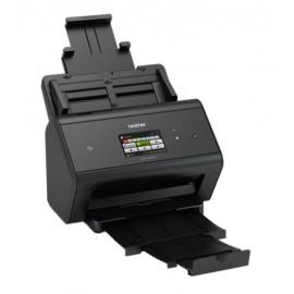 Brother ADS-3600W escaner 600 x 600 DPI Escáner con alimentador automático de documentos (ADF) Negro A3