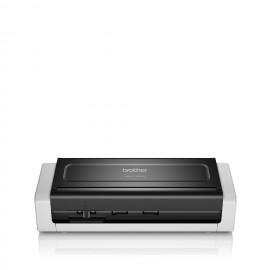 Brother ADS-1700W escaner 600 x 600 DPI Escáner con alimentador automático de documentos (ADF) Negro, Blanco A4