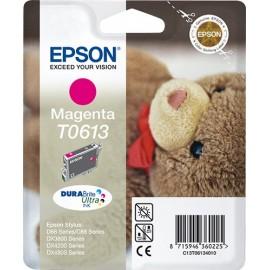 Epson Teddybear Cartucho T0613 magenta