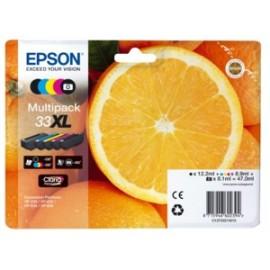 Epson Oranges C13T33574010 cartucho de tinta Original Foto negro Multipack 1 pieza(s)