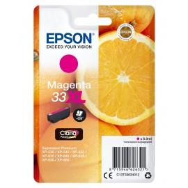 Epson Oranges Singlepack Magenta 33XL Claria Premium Ink