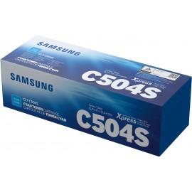 Samsung CLT-C504S Original Cian 1 pieza(s)